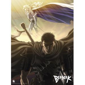 Berserk - Guts und Griffith - 52x38 Chibi-Poster