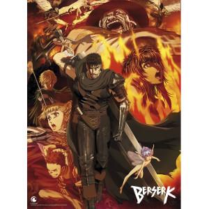 Berserk - Group - 52x38 Chibi-Poster