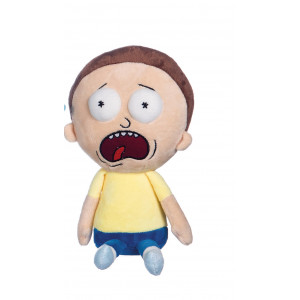 Rick and Morty - Set A Morty/Rick - 25 cm plush motive 4