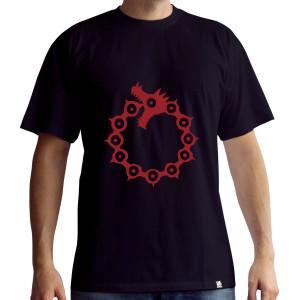 The Seven Deadly Sins - Emblems - T-Shirt