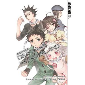 Another. Deadman Wonderland Manga