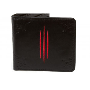 Diablo 3 Logo leather wallet