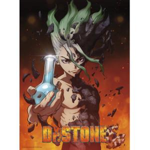 Dr. Stone - Senku - 52x38 Chibi-Poster