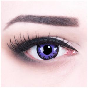 Toxic Plum Kontaktlinsen