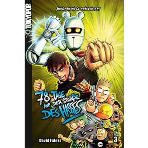 78 Tage auf der Straße des Hasses 3 Manga Madness Manga