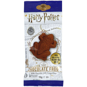 Harry Potter shokolade frogs (with magic cards) 15gr