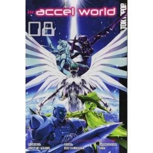 Accel World 8 Manga