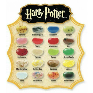 Harry Potter Bertie Botts Beans Jelly Beans 35g