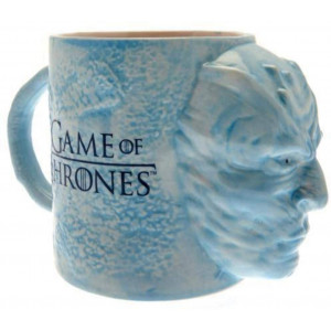 Game of Thrones - Night King - 1000ml Mega 3D Tasse