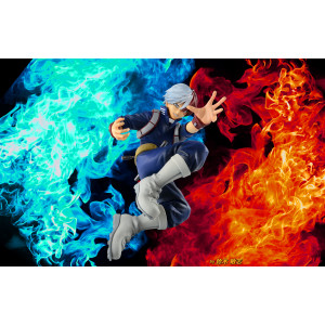 My Hero Academia - Colosseum Vol. 3 Shouto Todoroki 13 cm Figur