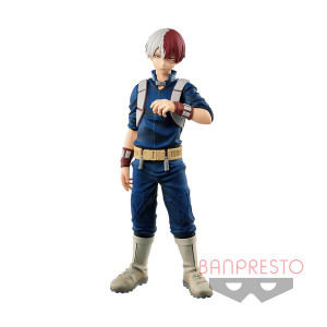 My Hero Academia - Todoroki Shouto - Age of Heroes 17 cm figure