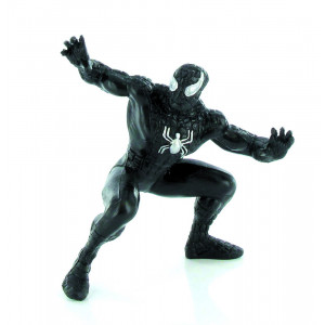 Marvel Comics Black Spider-Man figure