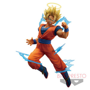 PREORDER ♦ Dragon Ball Z Dokkan Battle - Son Goku SSJ2 15 cm figure