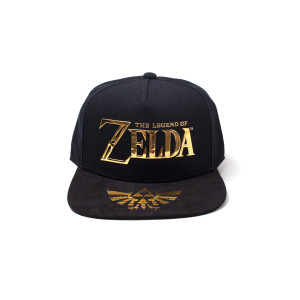 The Legend of Zelda Logo Kappe