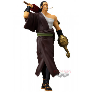 One Piece - Sir Crocodile TCWJ 21 cm Figur