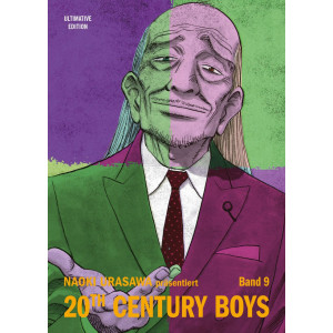 20th Century Boys: Ultimative Edition 9 Manga