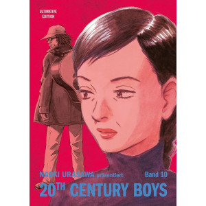 20th Century Boys - Ultimative Edition 10 Manga