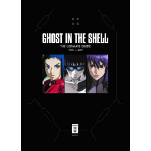 Ghost in the Shell - The Ultimate Guide Artbook