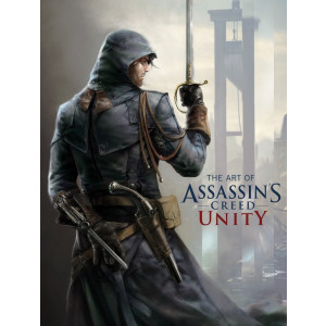 The Art of Assassin's Creed Unity Artbook