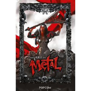 Timo Wuerz: The Art of Metal Manga