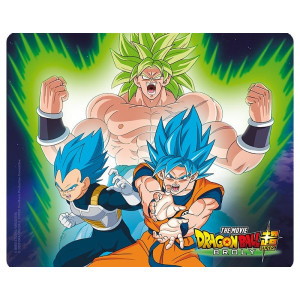 Dragon Ball Z Broly vs Goku Mousepad