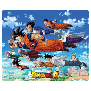 Dragon Ball Super - Flying Fighters - Mousepad