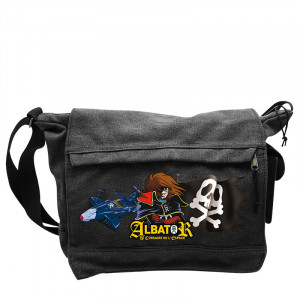 Albator Space Pirat Bag