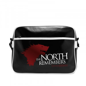 Game of Thrones - The North Remembers Vinyl - Messenger Bag