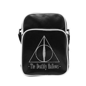 Harry Potter - Hallows Vinyl small - Messenger Bag