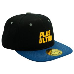 My Hero Academia - Plus Ultra black & blue - Snapback Cap