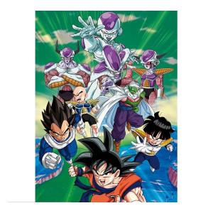 Dragon Ball - Freezer Arc Gruppe - 91,5 x 61 cm Poster
