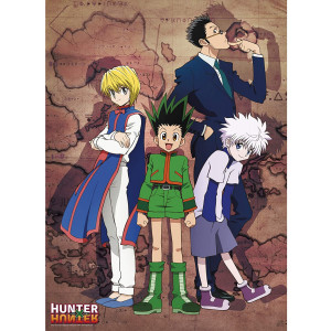 Hunter x Hunter - Heroes - 52x38 Chibi-Poster