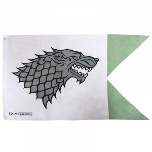 Game of Thrones Stark 70x120 Flag