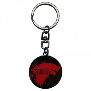 Game of Thrones - Winter is coming - Keychain