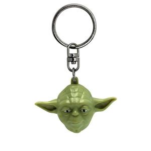 Star Wars - Yoda - 3D Schlüsselanhänger