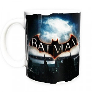 Batman Arkham Knight Gotham Skyline 320ml Mug