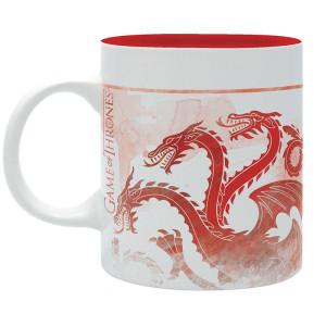 Game of Thrones - Red Dragon - 320ml Mug