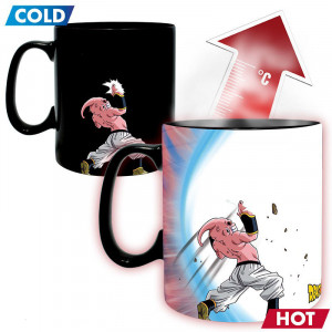 Dragon Ball Z - Goku & Boo - 460ml Heat Mug