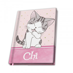 Chi's Sweet Home - Chi - A5 Notebook