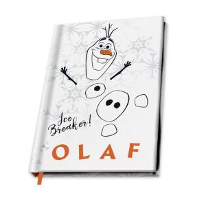 Disney - Frozen - Olaf - A5 Notebook