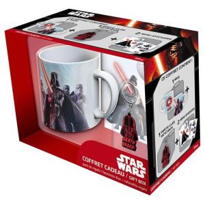 Star Wars - 320ml Mug, Keychain, Sticker - Gift Box