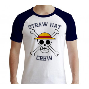 One Piece - Strawhat Pirates Skull - T-Shirt XS-XXL