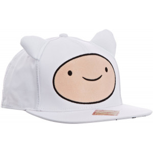 Adventure Time Snapback Hip Hop Big Face Finn Cap