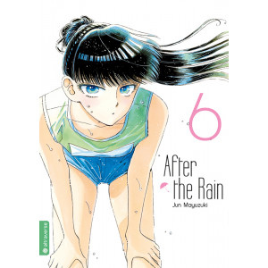 After the Rain 6 Manga