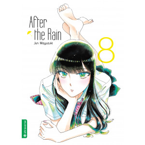 After the Rain 8 Manga
