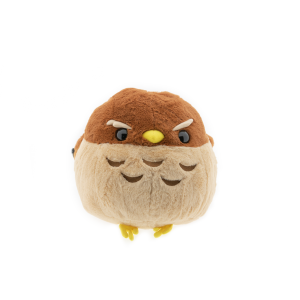 Amuse Amufun - Big Owl brown - 33cm plush