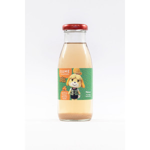 GAME FLAVOUR Animal Crossing: New Horizons #001 250ml Drink: Isabelle Bottle