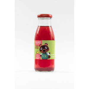 GAME FLAVOUR Animal Crossing: New Horizons #002 250ml Drink: Tom Nook Bottle