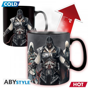 Assassins Creed Magic Mug Gruppe 460ml Tasse