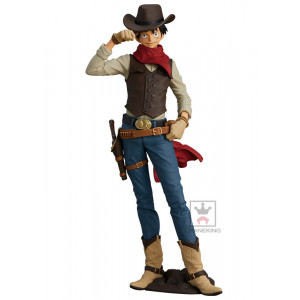 One Piece - Monkey D. Luffy - Treasure Cruise World Journey vol.1 21 cm figure